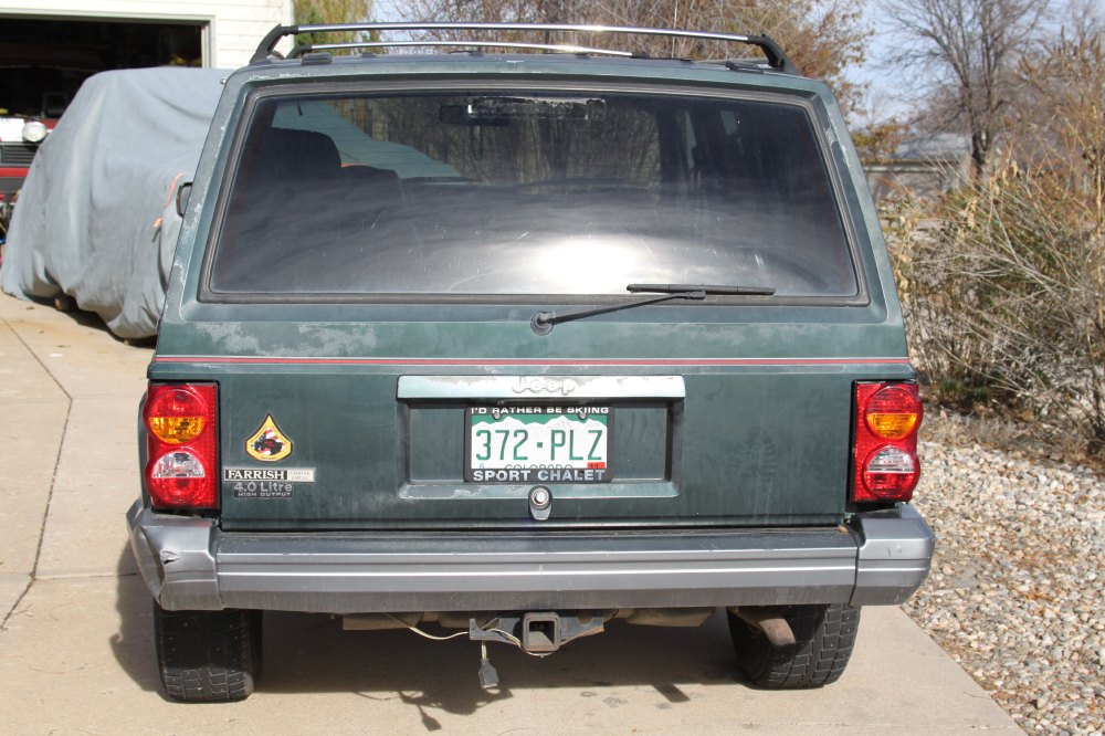 Jeep 2500 Tail Lights  70  - Naxja Forums