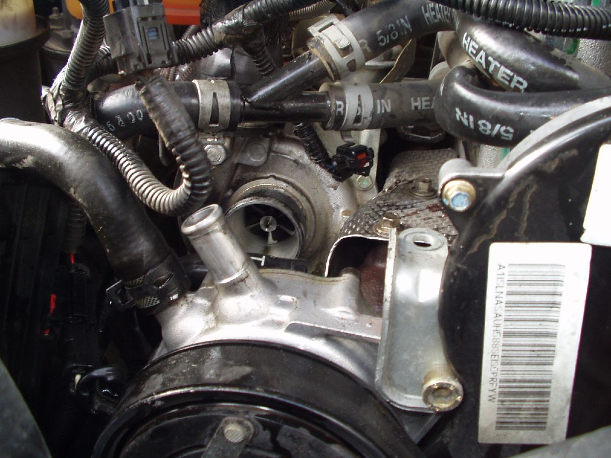 LOST JEEPS • View topic - CRD Thermostat Replacement: